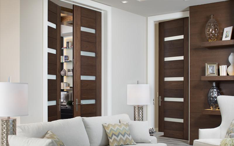 TRUSTILE DOORS. 1; 2; 3